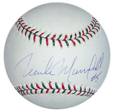 MIKE MARSHALL SIGNED #5 STEINER SPORTS RAWLINGS HOLIDAYS BASEBALL L.A. DODGERS