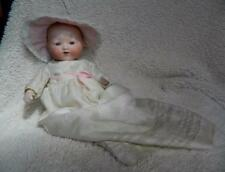 "ARMAND MARSEILLE 351 2 1/2K ANTIQUE DREAM BABY DOLL 13"" BISQUE HEAD COMP BODY"