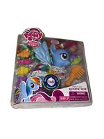 My Little Pony Fashion Ponies-Rainbow Dash Friendship Is Magic Fashion Style