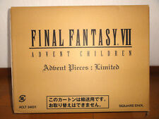 New Final Fantasy VII Advent Children Adbent Pieces Limited Cloud figure FF7 BOX