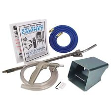 Build-Your-Own Skat Blast Cabinet Kit - Foot-Pedal Operating System #6525-00