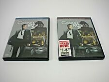 CASINO ROYALE DVD SET W/CASE (GENTLY PREOWNED)