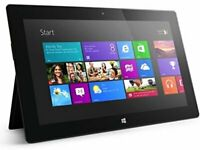 Microsoft Surface RT 32GB Wi-Fi 10.6 inch Windows 10 Tablet - Dark Titanium