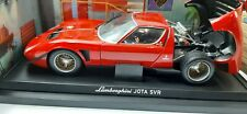 Kyosho 1/18 Lamborghini MIURA  JOTA SVR RED No.08311B