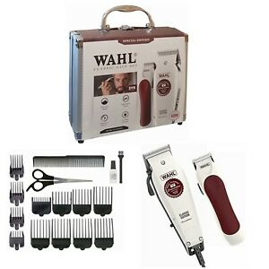 Wahl Special Edition Classic Gift Set Corded Hair Clipper & Compact Trimmer Set
