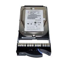 "IBM MBA3073RC 73GB 15K RPM 3.5"" SAS Hard Drive With Tray FRU 39R7348"