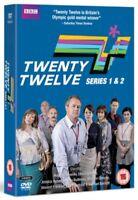 Nuovo Twenty Twelve Serie 1 a 2 Collezione Completa DVD