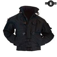 New Kitanica MARK I Green / Brown / Black Stylish Tactical Jacket CORDURA Fabric