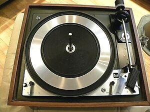 Vintage Dual 1218 Turntable , USED , WORKING