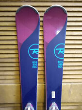 2017-2018 Rossignol Temptation 84 HD women's demo skis 146cm with bindings