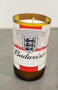 Budweiser Soy Wax Candle -like Creed Him- 282g 10x5.5cm
