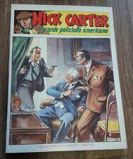 NICK CARTER - IL GRANDE POLIZIOTTO AMERICANO