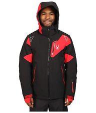 Spyder Men's Leader Ski, Snowboarding Jacket, Size M, NWT