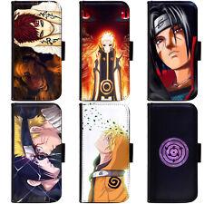 PIN-1 Anime Naruto Series B Phone Wallet Flip Case Cover for Nokia
