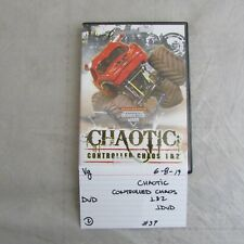 Very Good- Chaotic Controlled chaos 1&2-  DVD- 0608