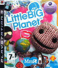 Little Big Planet PS3 playstation 3 jeux jeu game games lot spelletjes 57