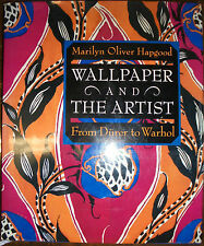 WALLPAPERS AND THE ARTIST. M.O. Hapgood, Abbeville, New York 1992 *al3.1