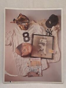 No. 7 The Perfect Game Poster Product Exposure Inc. MLB 1993 CERTIFIED 1st Ed