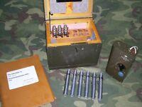 Kit Dosimetri per radiazioni Stabdosimeter FH-390 Frieseke e Hoepfner