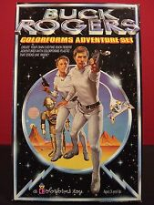 Buck Rogers Vintage 1979 Complete Colorforms Excellent Display Condition