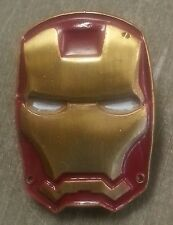 "IRON MAN 1-1/8"" Lapel Pin"