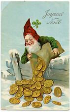 NAIN.LUTIN.GNOME.DWARF.ARGENT.MONEY.