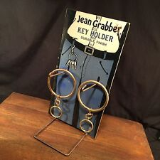 Vintage Keychain Store Display Jean Grabber Key Holder PRIORITY MAIL