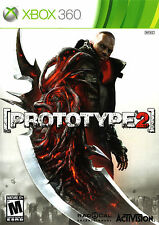 Prototype 2 Xbox 360 Great Condition Fast Shipping