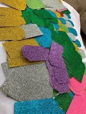 Huge Joblot Diecut Glitter Gift Tag Blank Gifttags Joblot Papercraft Cardmaking
