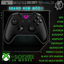 XBOX ONE RAPID FIRE CONTROLLER - NEW MOD - BEST ON EBAY! - Blackout Pink LED