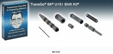 Transgo U150/U151/U250 (5-Speed) Camry Highlander Toyota Lexus Shift Kit SK U151