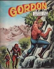 GORDON fratelli spada N.68 IL MITICO JAN STEEL flash f.lli dan barry 1967