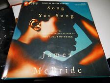 Song Yet Sung by James McBride Unabridged Audio free shipping