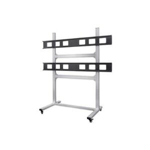 2x2 Video Wall System Bracket with Micro Adjustment Arms For TVs 32-55 Inch   Ma