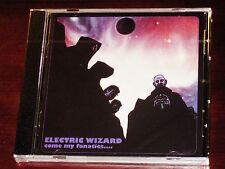 Electric Wizard Come My Fanatics CD 2006 Bonus Tracks Rise Above Risecd072