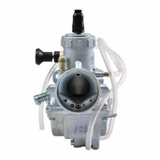 High Performance 125cc Carburetor Carb 26mm Round Slide ATV Dirt Bike Pit Quad