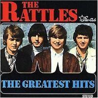THE RATTLES - GREATEST HITS  CD  20 TRACKS ROCK 'N' ROLL / POP BEST OF  NEU