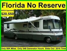 NO RESERVE 1999 WINNEBAGO ADVENTURER 35FT SLIDE OUT CLASS A RV MOTORHOME CAMPER