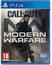 Call of Duty:Modern Warfare PS4 PlayStation 4 Digital Version (READ DESCRIPTION)