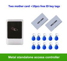 waterproof Metal standalone access control ID EM Card Reader Door Controller