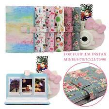 96 Pockets Album Storage Book For Fujifilm Polaroid Fuji Instax Mini 8/9/7s/90