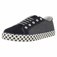 Chaussures décontractées à lacets en toile pour fille de 2 à 16 ans