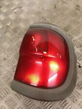 2004 R20 NISSAN TERRANO 2.7 TDI 4X4 DRIVER SIDE RIGHT REAR LIGHT LAMP CLUSTER