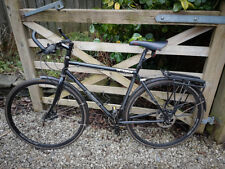 Planet X Kaffenback Steel Commuter / Cyclocross / Road Bike -Large-Top Quality