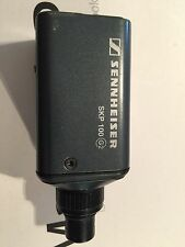 SENNHEISER SKP 100 G2 Plug On transmitter Frequency Range  786 - 822 MHz