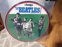 THE BEATLES BIG BEAT PICTURE DISC