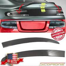 Scopione Carbon Fiber Tail Light Inserts for Aston Martin 05-19 Vantage DB9 DBS