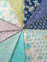 FLOUR GARDEN Linzee Kull McCray Moda quilting fabrics Feedsack 12 fat quarters