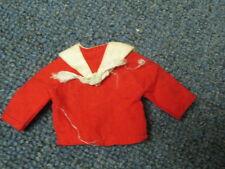 Vintage Red Blouse Skipper