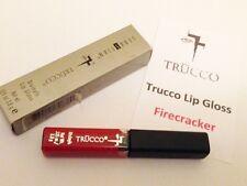 Sebastian Trucco Divinyls Lipgloss, Firecracker - vibrant red